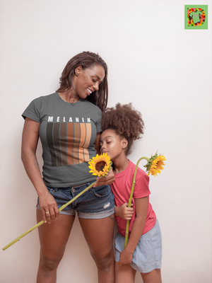 Melanin Short-Sleeve Unisex T-Shirt