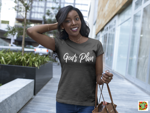 God's Plan 2 Short-Sleeve Unisex T-Shirt