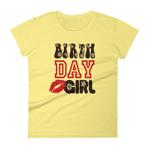 Birthday Girl Women's short sleeve t-shirt
