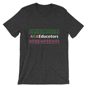 AKA Educators Short-Sleeve Unisex T-Shirt