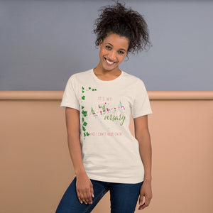 It's my AKAversary Short-Sleeve Unisex T-Shirt