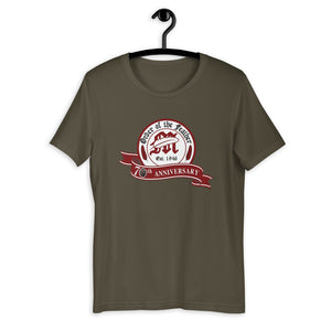 Order of the Feather 70th Anniversary Short-Sleeve Unisex T-Shirt