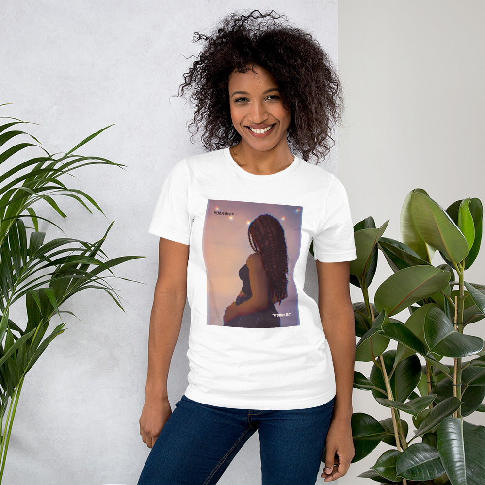 Toni Campbell - MLM Project Short-Sleeve Unisex T-Shirt