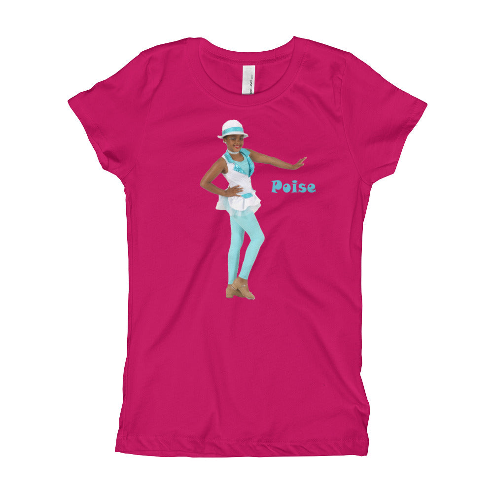 Poise Girl's T-Shirt