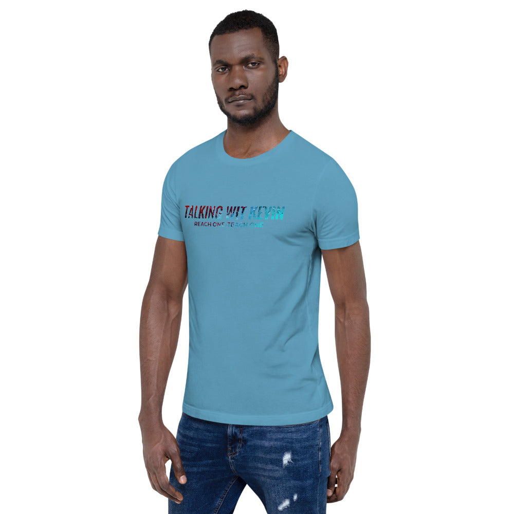 Talking Wit Kevin Short-Sleeve Unisex T-Shirt