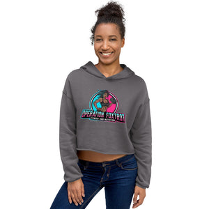 Operation Foxtrot Crop Hoodie