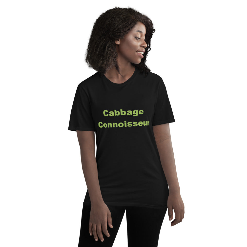 Cabbage Connoisseur Short-Sleeve T-Shirt