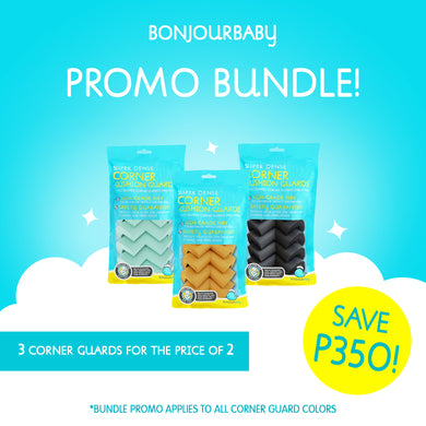 Bundle: Buy 2 Take 1 on Corner Guards