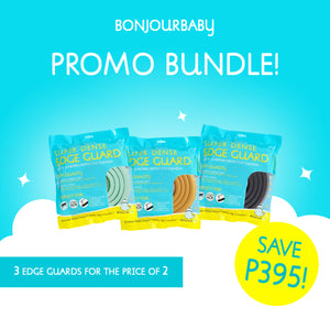 Bundle: Buy 2 Take 1 on Edge Guards