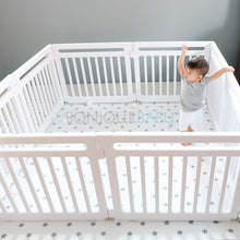 Bundle: 8-Panel Square Playpen & 2 XL Luxe Playmat (Playpen: Advanced order 3rd week of May arrival)