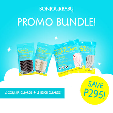 Bundle: 2 Edge Guards & 2 Corner Guards