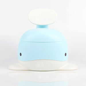 Whale Potty (Blue)