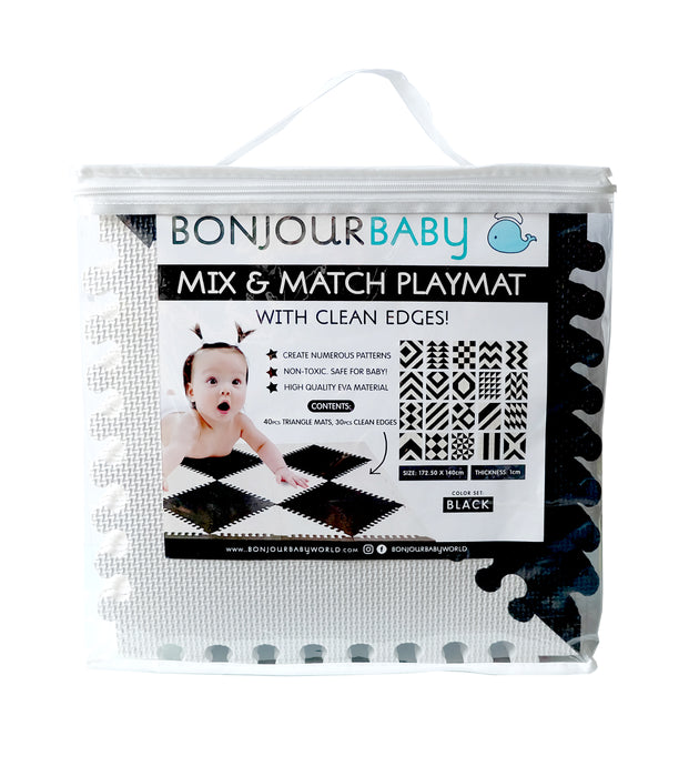 Mix and Match Playmat (Black)