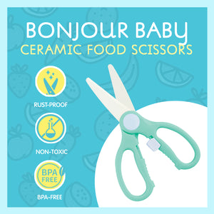 Food-Grade Ceramic Scissors