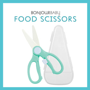 Bonjour Baby Food-Grade Ceramic Scissors