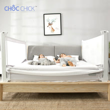 Bundle: 2 Extra Tall Bed Rail (King size all sides) + 1 Bed Rail Conector