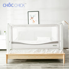 Bundle: 2 Extra Tall Bed Rails (180cm) + 1 Extra Tall Bed Rail (150cm) + 2 Bed Rail Conectors