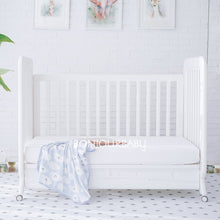 Bundle: Multi-level Convertible Crib & Tiny Winks Mattress