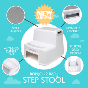 Step Stool (Cool Gray)