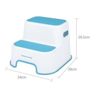 Step Stool Blue V2.0