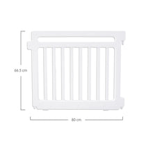 Playpen Extension Panels - White Set of 2
