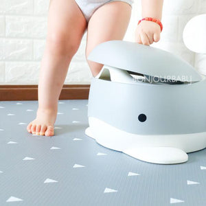Bundle: Step Stool & Whale Potty with FREE Faucet Extender