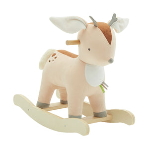 Deer Wooden Rocker (Boy)