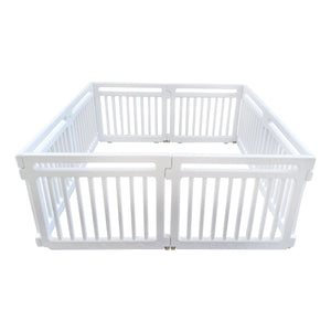 8-panel Square Playpen  (Advanced order: 3rd week of May arrival)