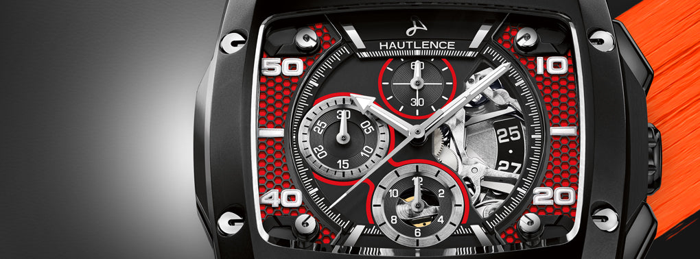 men luxury watches hautlence