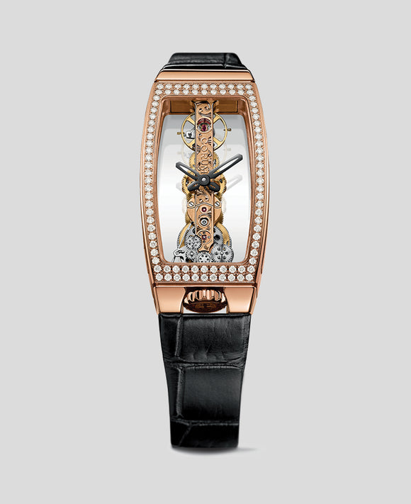 Golden Bridge Miss Rose Gold Diamonds