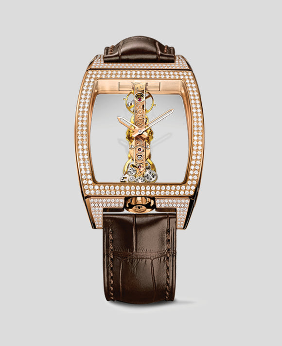 GOLDEN BRIDGE CLASSIC ROSE GOLD DIAMONDS