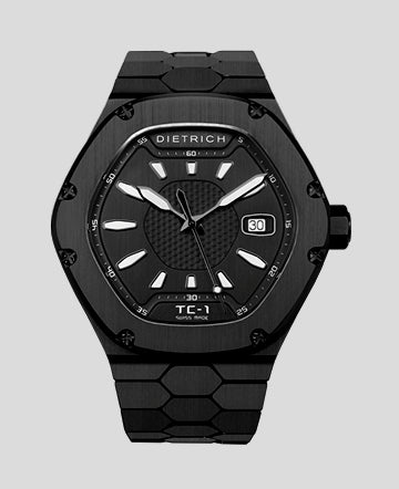 TC PVD Black