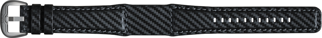 Leather, Carbon - Buckle SS