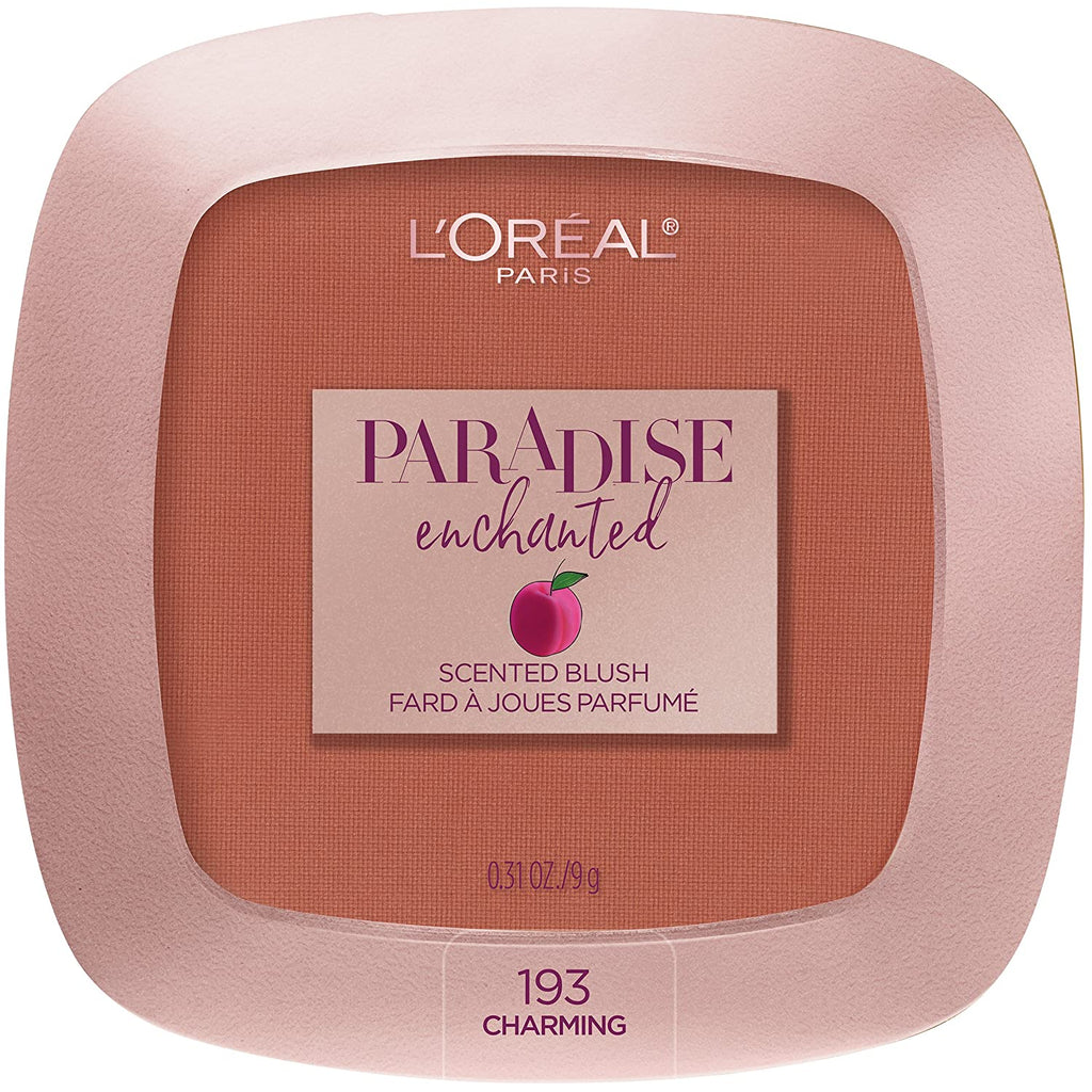 "L'OREAL PARIS ""COSMETICS PARADISE ENCHANTED FRUIT-SCENTED BLUSH"""