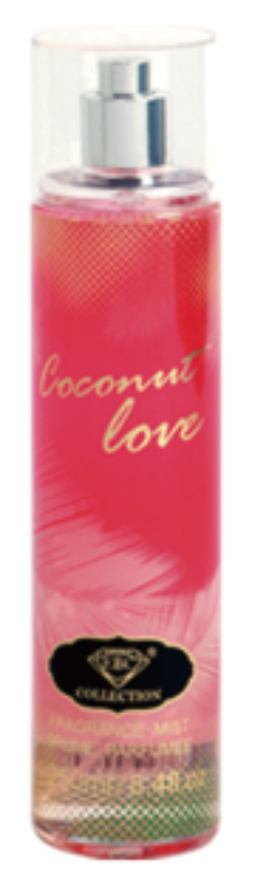 EBC COCONUT LOVE DREAM WOMEN BODY MIST