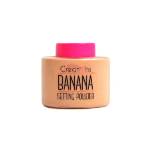 BEAUTY CREATIONS BANANA SETTING POWDER