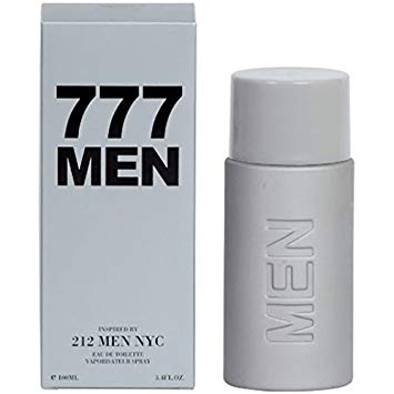 EBC 777 Silver Fragrance for Men