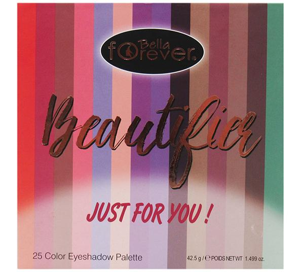 BELLA FOREVER (FBE-905) BEAUTIFIER EYESHADOW PALETTE