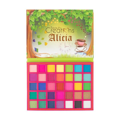 "BEAUTY CREATIONS ""ALICIA"" PALETTE"