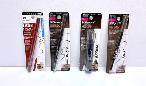 MAYBELLINE NEW YORK EYE BROWS PENCIL