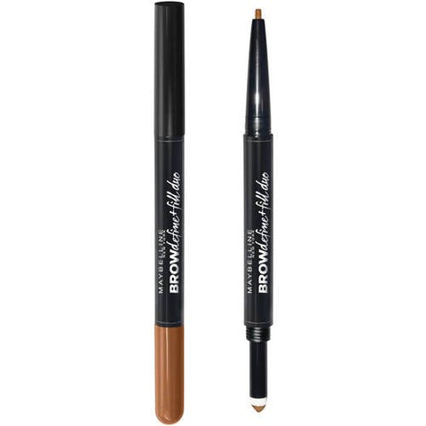"MAYBELLINE EYEBROW DEFINE + FILL DUO ""265 AUBURN"""