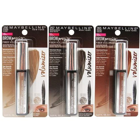 MAYBELLINE BROW THE PRECISE FIBER VOLUMIZER ASSORTED