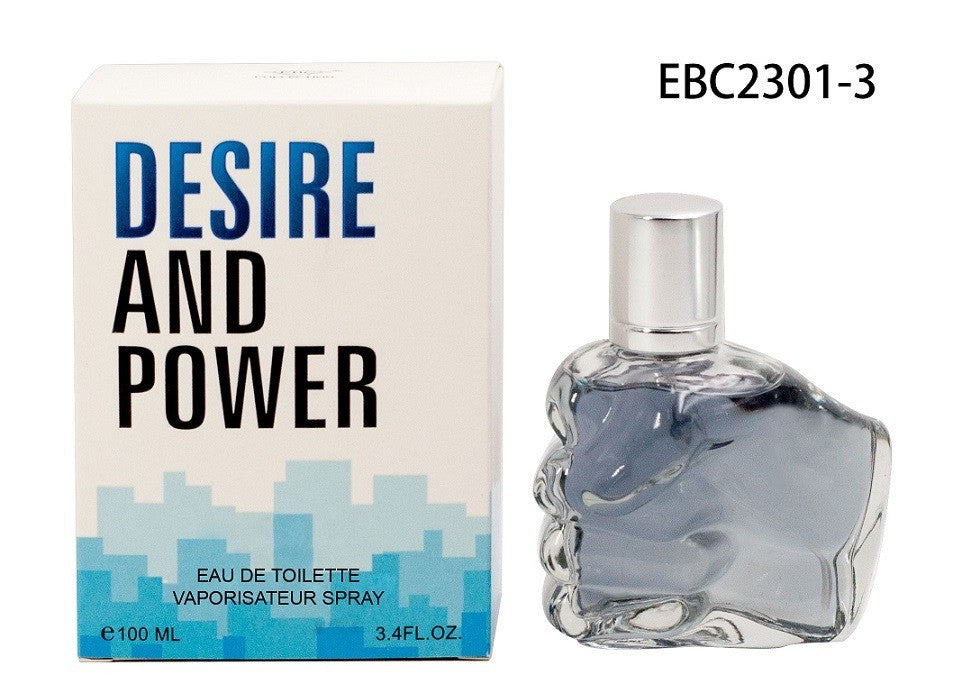 EBC DESIRE AND POWER PERFUME
