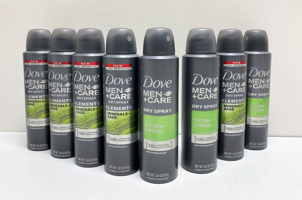 DOVE MEN + CARE DRY SPRAY DEODORANT