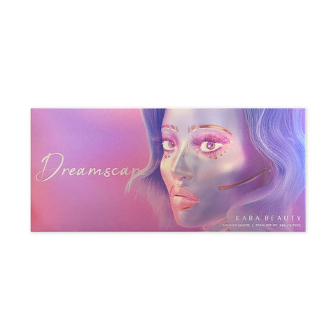 "KARA BEAUTY EYESHADOW PALETTE ""DREAMSCAPE"""