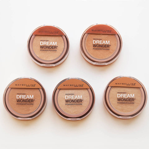 MAYBELLINE DREAM WONDER POWDERS