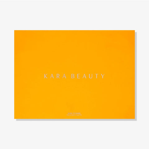 "KARA BEAUTY EYESHADOWS PALETTE ""DUSK TO DAWN"""