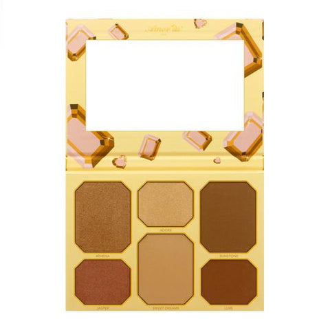 AMOR US CONTOUR & HIGHLIGHTER PALETTE GOLDEN FEVER
