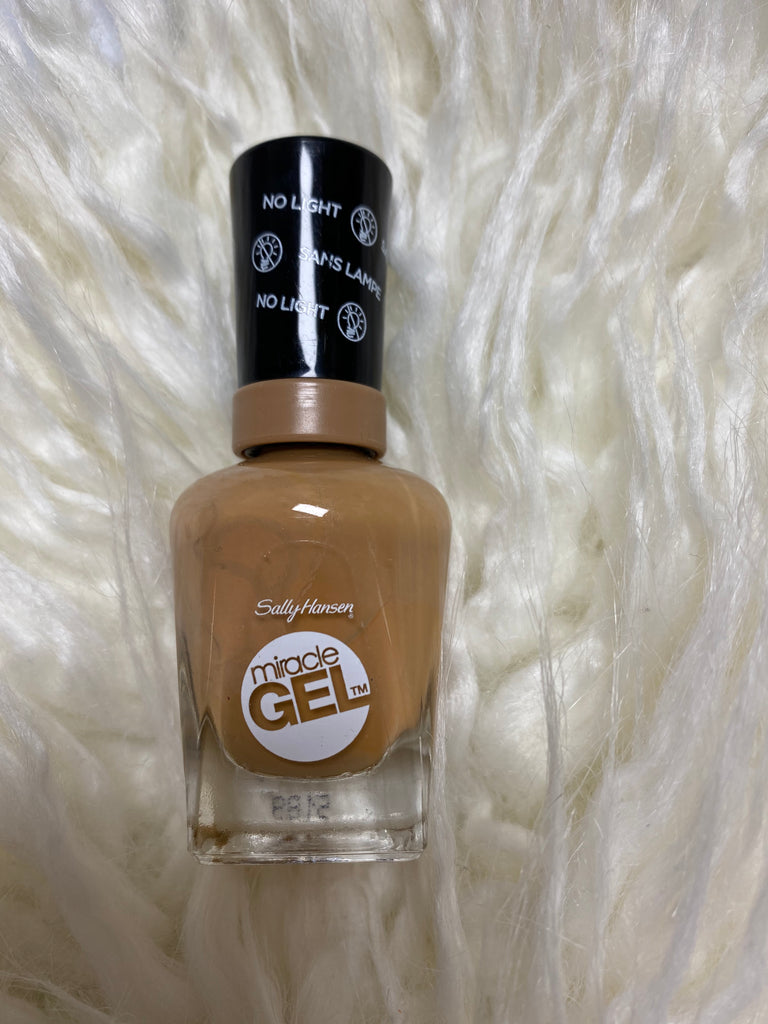sally hansen miracle gel #140