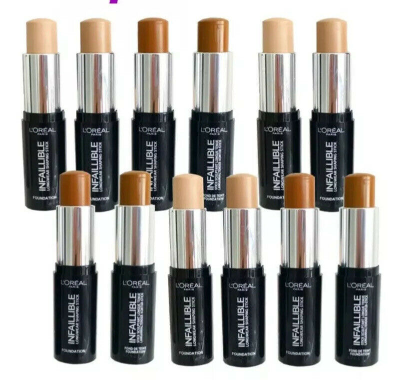 L'OREAL INFALLIBLE LONG-WEAR SHAPING STICKS